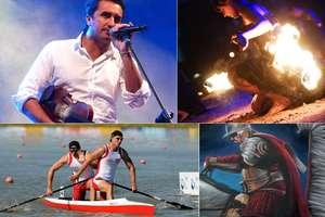 Gwiazdy muzyki, sportu i kabaretu na Warmii i Mazurach. Sprawdź, co się dzieje w weekend!