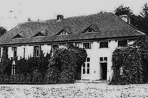 Jenny von Gustedt wielka dama z Weimaru w małym dworze  nad Jeziorakiem
