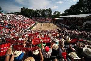 2200 osób obejrzy Grand Slam bezpłatnie. Sprawdź, jak dostać się na trybuny