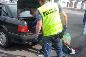Narkotyki, nielegalna broń i kradzione samochody -