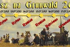 Marsz na Grunwald w innej odsłonie
