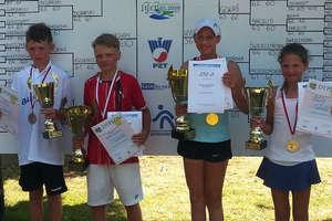 Pola Wygonowska w Polsce wygrała wszystko wśród 12-latek