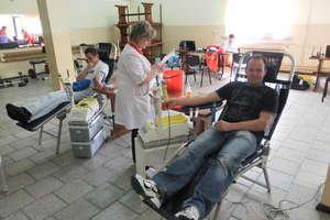 Oddaj krew - uratuj komuś życie