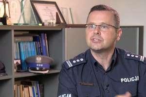 Mariusz Sokołowski odchodzi ze służby. Policjant opowiada o swoich planach