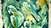 """""""Ptaki woskiem malowane"""""""