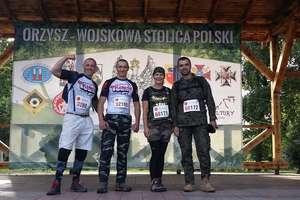 Zawodnicy z Mrągowa biegali w Orzyszu