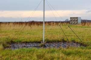 Anteny do słuchania wszechświata zamontowane