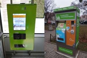 W autobusach działają już pierwsze biletomaty. Tańsze bilety od listopada