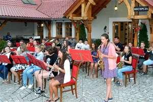Orkiestra dęta na wakacjach