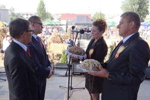 Gminno-powiatowe święto plonów w Bratuszewie