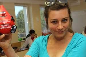 Marta Andrzejczyk też zawalczyła o zapasy krwi!