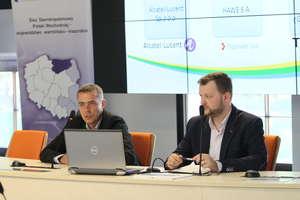 Kongres dziennikarzy w Centrum Innowacji i Transferu Technologii UWM