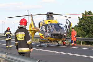 Śmiertelny wypadek na DK59. 26-latka zginęła na miejscu, trzy osoby ranne