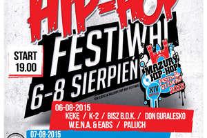 XIV Mazury Hip Hop Festiwal