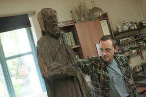 Zabytkowej rzeźby Nepomucena nie ma w żadnych papierach. My ją znaleźliśmy