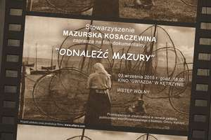 Odnaleźć Mazury z Mazurską Kosaczewiną