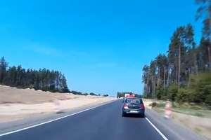 Droga ekspresowa S7 Miłomłyn — Ostróda Północ w budowie. Film!