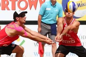 Polskie gwiazdy siatkówki plażowej na Grand Slam w Olsztynie