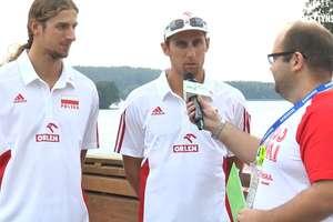 OlsztyńskaTV - rozmawiamy Grzegorzem Fijałkiem i Mariuszem Prudlem