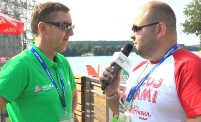Jerzy Litwiński, dyrektor techniczny Grand Slam 2015 w Olsztynska.TV!