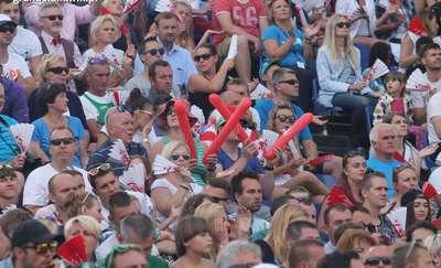 Grand Slam w Olsztynie - migawki z soboty