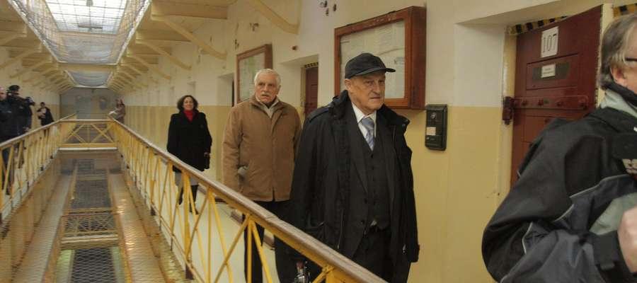 Andrzej Słowik i Jerzy Kropiwnicki byli w Barczewie trzy lata temu przy okazji 200-lecia więzienia. Jak podkreślali, obecnych warunków nie da się porównać do tego, w jakich ich trzymano.