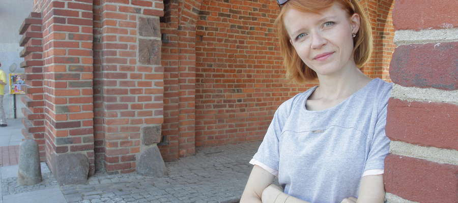Martą Kruk: To, co tak denerwuje nas, mieszkańców miasta, np. utrudnienia komunikacyjne, dla turystów jest oznaką rozwoju Olsztyna. Może nas to zdziwić, ale wielu gości te remonty chwali.