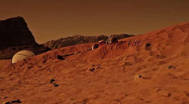 Matt Damon w filmie Marsjanin w kinach od 2 października! - full image