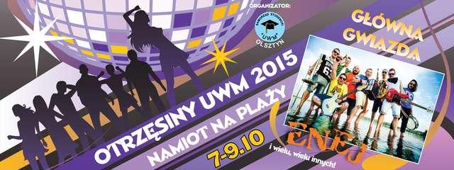 Enej, Donatan i CLEO i inne gwiazdy na otrzęsinach UWM! - full image