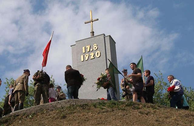95. rocznica bitwy pod Zadwórzem - full image