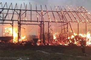 Trzy pożary w pierwszym tygodniu września