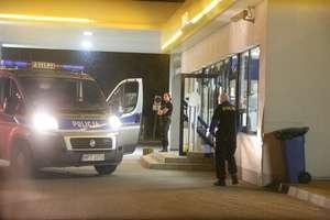 Pijany 26-latek, pożyczonym autem z kradzionymi tablicami ukradł paliwo ze stacji benzynowej