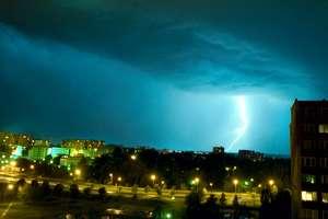 Uwaga na silne burze z gradem i porywisty wiatr!