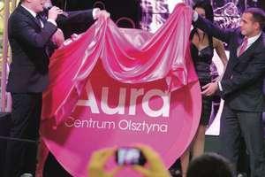 Niecodzienna akcja w Aura Centrum
