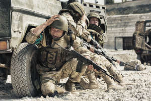 Bitwa w Karbali: Jak każdy małolat latałem i krzyczałem: tra ta ta ta!