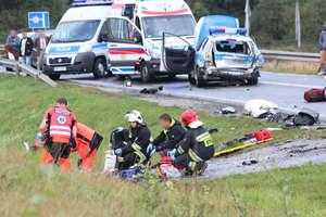 Policjant wjechał radiowozem w motocyklistów. Kolejna rozprawa w Olsztynie