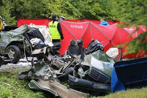 Trzy osoby zginęły w wypadku w Miłogórzu. Tragedia na DK 51
