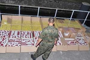 Nielegalny towar za ponad 2 miliony złotych na rosyjskim jachcie