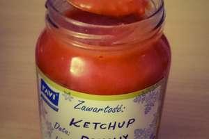 Pyszny i zdrowy ketchup domowy