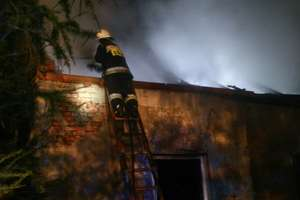 Pracowite dni strażaków-ochotników