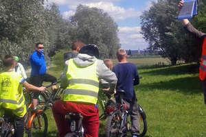 Rowery i ognisko na Buczyńcu