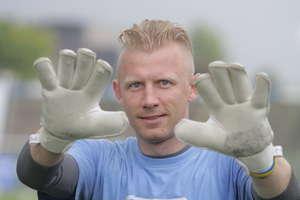Bramkarz Stomilu Olsztyn: Chodziłem na mecze w glanach i białych, obcisłych spodniach