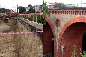 100 km/h po odnowionym, 144-letnim wiadukcie w Olsztynie