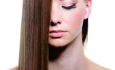 Włosy dobrze odżywione po lecie