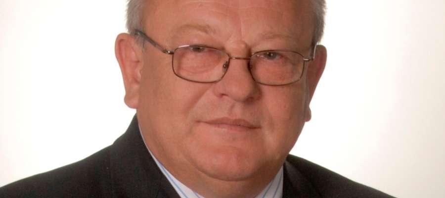 Zygmunt Kiersz, dyrektor Warmińsko-Mazurskiego Ośrodka Doradztwa Rolniczego w Olsztynie