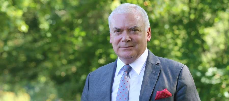 Senator Stanisław Gorczyca podkreśla, że wpisanie Kanału Elbląskiego na listę UNESCO to prestiż