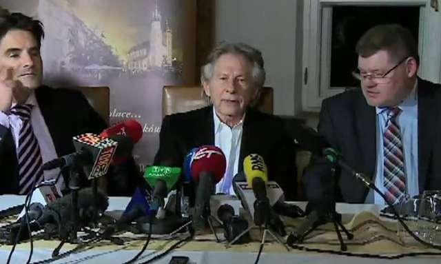Roman Polański: Cieszę się, że zaufałem polskiemu wymiarowi sprawiedliwości - full image