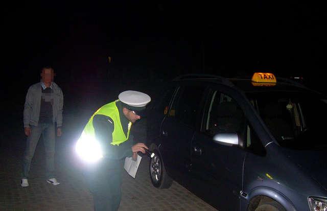 Wspólna kontrola policji i inspektorów