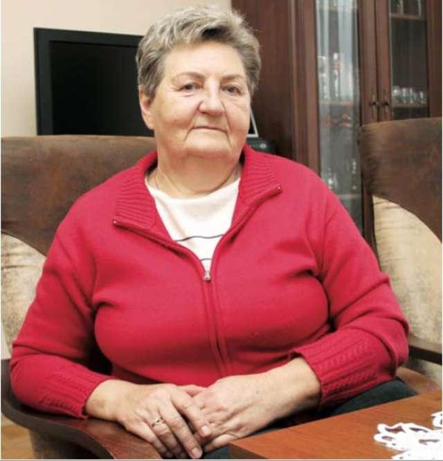 Janina Michcińska część dzieciństwa spędziła na zesłaniu na Syberii, w Krasnojarskim Kraju - full image
