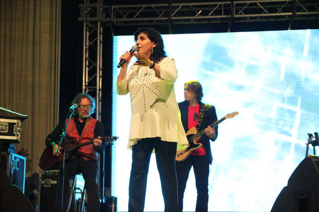 Przez Warmię do świętości: Zobacz zdjęcia z koncertu Eleni - full image